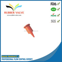 backflow rubber air duct valve