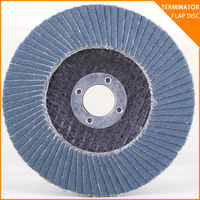 T27 nail polish color wheel flap disc for metal