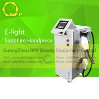 2016 Best professional laser hair removal machine for scar cure