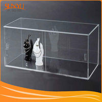 Custom Fashion Clear Acrylic Display Pieces