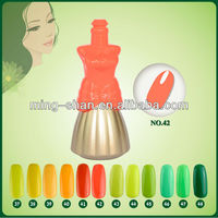 No.42 Nail Art Manufacturer Poland Cosmetic Beauty Choices Finger Nails Colored Led Gel Polish