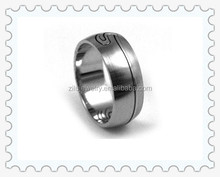 China Factory Online Selling Stainless Steel Ring Settings without Stones for Men