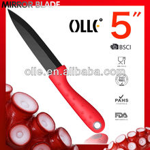 Mirror Blade Ceramic Utility Sharp Brand Knives
