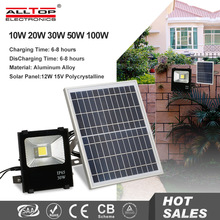 Free Sample 2017 New 10w -200w led solar flood light Professional manufacturer