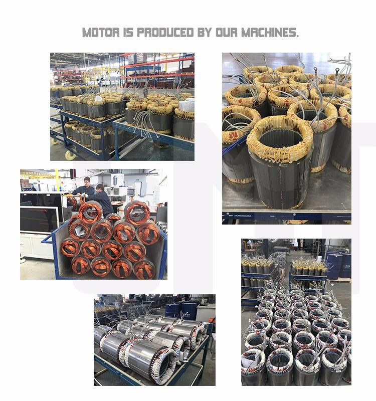 coil inserting machine