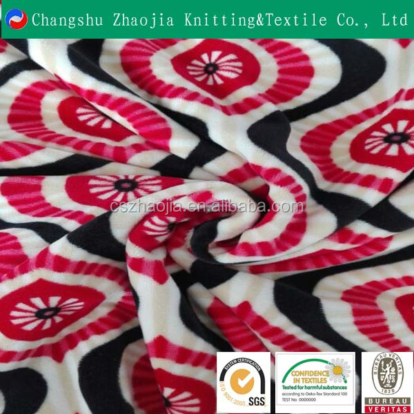 china eco friendly fancy knitting manufacturer Manufacture produce 100 polyester beibei velvet super soft fabric