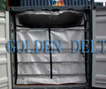 container liner transportation rice grain food grade chute