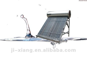 All Stainless Steel Solar Water heater,Non Pressure Bearing Type Green Energy
