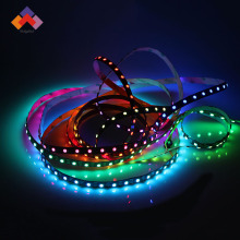 60leds/m DC5V waterproof IP65 addressable led strip WS2812B