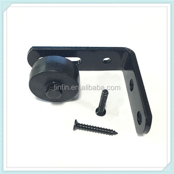 Barn Door bottom of silding door Roller Guide