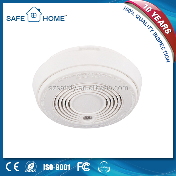 Simple wireless gsm alarm system cigarette smoke detector