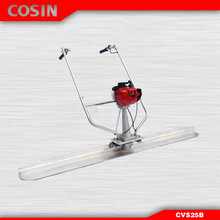 COSIN CV25B Concrete Vibrating Screed Used for Road Construction