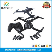 Shenzhen 2.4Ghz RC toy drone with WiFi HD Camera folding drone