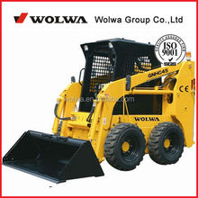 Hot sale high quality chinese GNHC45 small/mini hydraulic Skid Steer Loader for sale