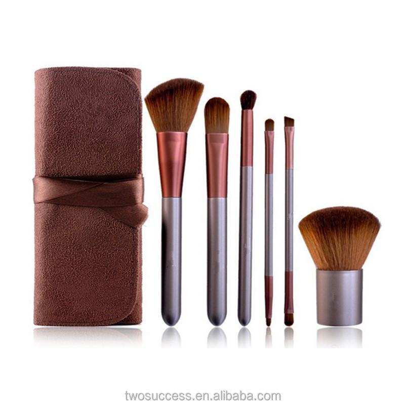Базовый набор кисточек для макияжа