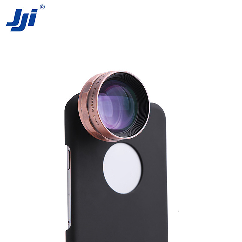 Factory Directly Sell 35mm Macro HD Zoom Lens Kit for Android Smartphone
