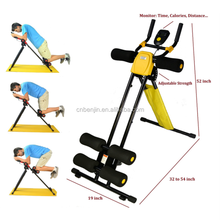 Ab Crunch Perfect Abdominal Exercise Fitness Workout Gym Equipment