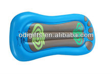 small PVC inflatable kids float mattress