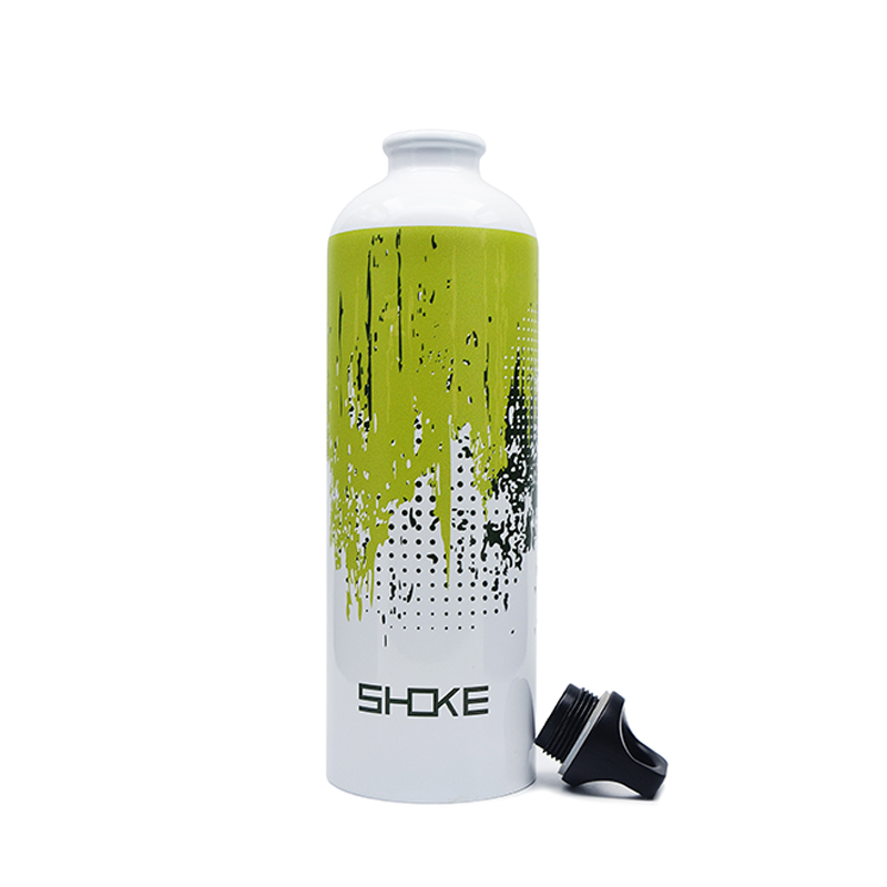Personalised Stainless Steel Bicycle Water Bottles