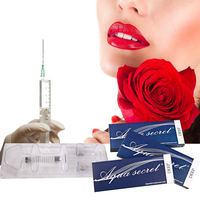 Medical sodium hyaloronate gel for lip enhancer