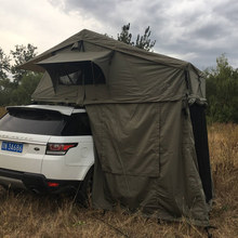 Overland with Awning Car Roof Top Tent for sale