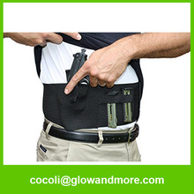 professional manufacturer customized belly band gun holster