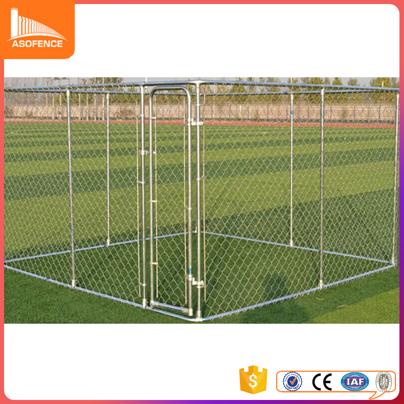Wholesale Large Outdoor Pet Cages Foldable Dog Crate Pet Kennels For Dog