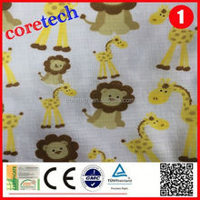 ECO-friendly soft 100% cotton muslin fabric factory