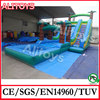 Hot Sale Outdoor Exciting Giant Inflatable Water Slide
