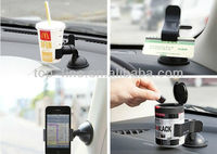 Car Phone Holder For Smart Phone PDA GPS Universal Kits
