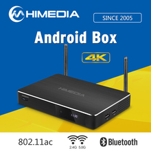 2016 New Arrival Himedia RK3368 Octa Core Dual WiFi Android 5.1 TV Box