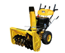 11HP loncin engine 6 forwarder 2 reverse snow blower