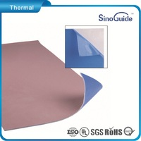 Ultra Soft Laptop Cpu Thermal Silicon Pad