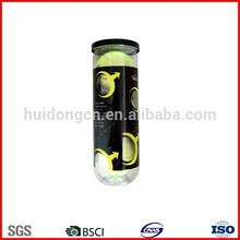Tennis / Tennis ball Material 20% wool natural rubber