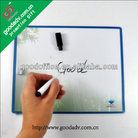 China manufacturer updated magnetic dry erase whiteboard