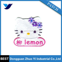 Customized high quality Embroidered Patch with OEM design