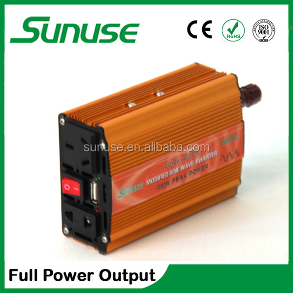 off grid 500W modified sine wave mini inverter ,inverter growatt