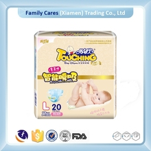 OEM brand name baby diaper high absorption disposable baby diaper manufacturer in china