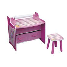 New Wooden Kids Cheap Childrens Study Table Chair