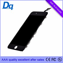 Hot products 6g for iphone 6 back cover glass accept paypal