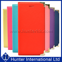 Ultra Thin For 6G 4.7 Inch Book Wallet Case