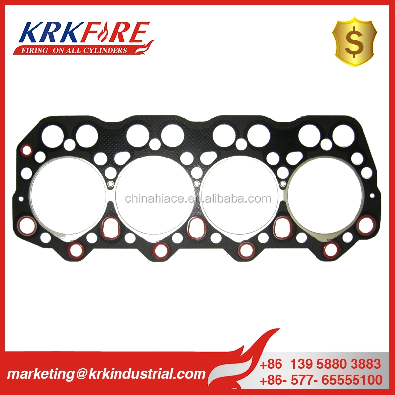 Mitsubishi 4D32 cylinder head gasket For CANTER ROSA ME013330