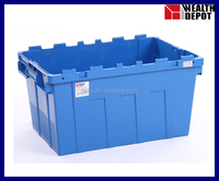 N-6040/320DS Transparent Plastic Packaging Box without Lids