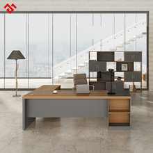 Flexible MDF office desk executive manager table design
