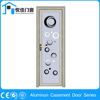 Factory price casement interior doors for commercial usage