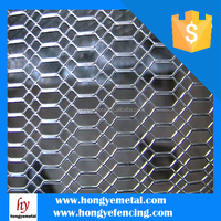Alibaba China Supplier Low Carbon Diamond Metal Lath