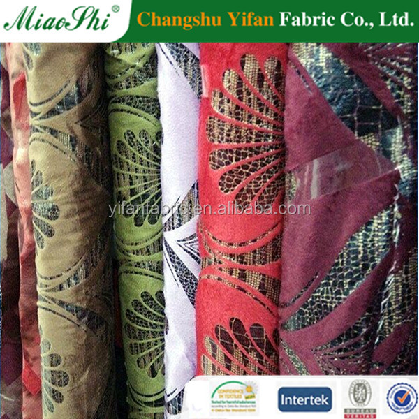 China Wholesale fabric color combinations sofa upholstery fabric
