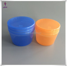 240ml 300ml PP colored plastic containers