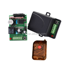 Wireless RF Remote Control Switch DC 12V 10A 1CH Receiver+Case