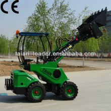 Hot sale mini articulated wheel loader DY620 front end loader tractor